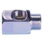 AB-3-3S feed water adapter 3/8 MIP x 3/8 FIP 1/4 h