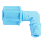 ACV-1 check valve 1/4 OD x 1/8 MIP