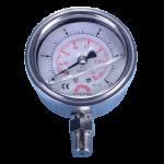 AG-2 5 water pressure gauge 1/4 thread