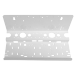 """AM-120 bracket for three stage 10"""" booster"""