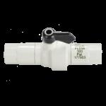 AP-MF 300cc manual flushing valve with flow restrictor