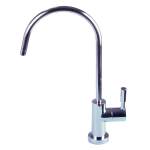 D33 silver tall spout drinking faucet